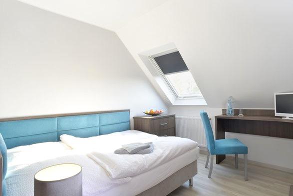 Einzelzimmer Standard Hotel zur Eiche in Salzkotten