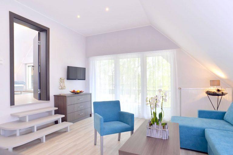 Suite mit Balkon Hotel zur Eiche in Salzkotten