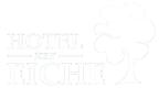 Hotel zur Eiche Logo weiß