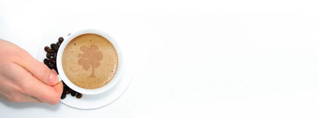 Kaffee im Hotel zur Eiche Salzkotten